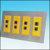 Standard Thermocouple Panels with Connectors