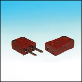 Miniature 660°F rated Thermocouple Connectors