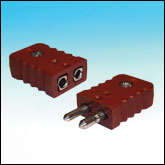 Standard 660°F rated Thermocouple Connectors