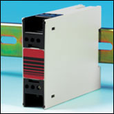 Microprocessor Based Thermocouple and Pt100 DIN Rail Mounted Transmitter