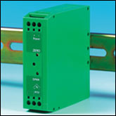 Fixed Range Thermocouple or Pt100 DIN Rail Mounted Transmitter